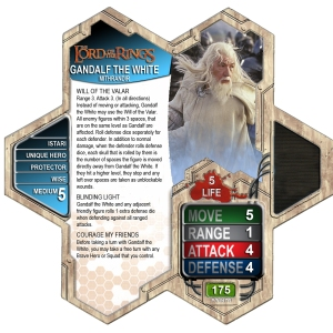 Gandalf the White copy